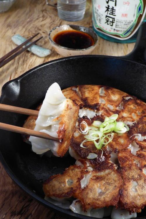 hanetsuki gyoza
